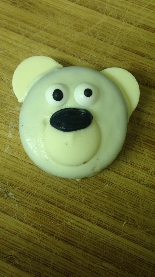 polar bear in process 3