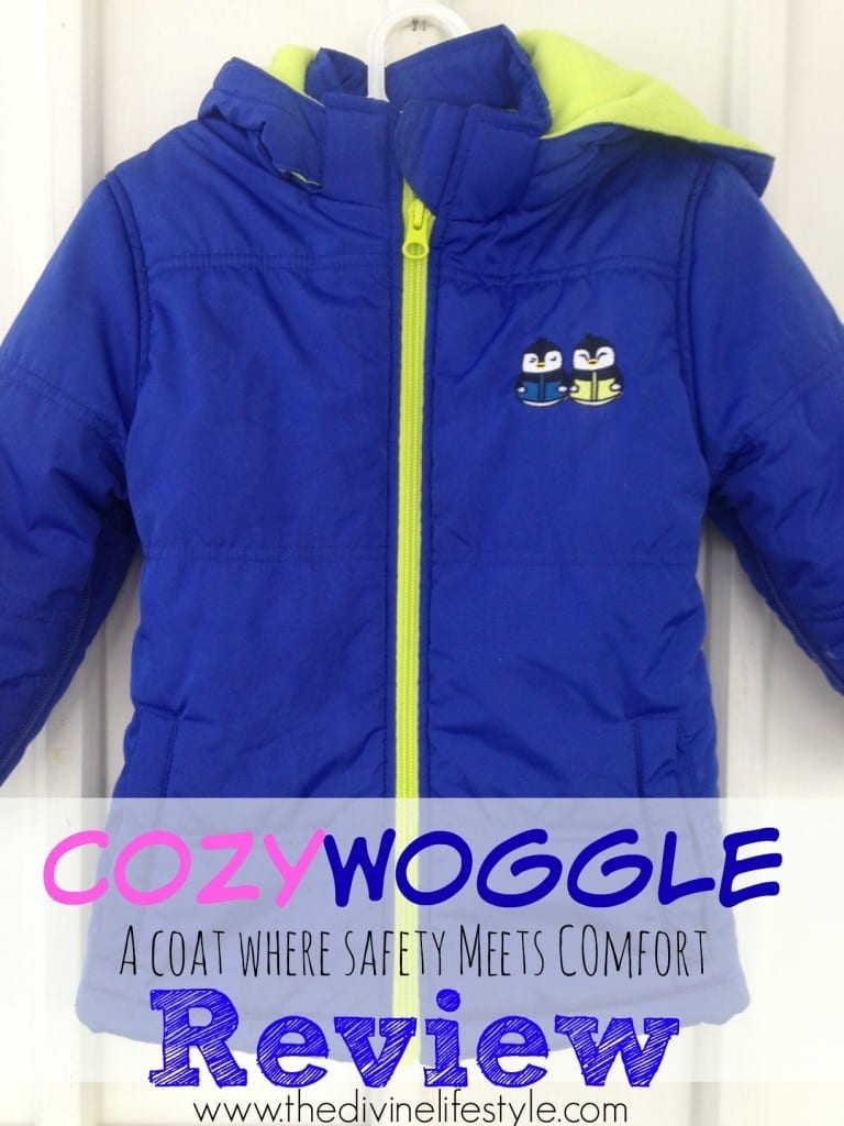 Cozy Woggle Safety Coat for Kids Review