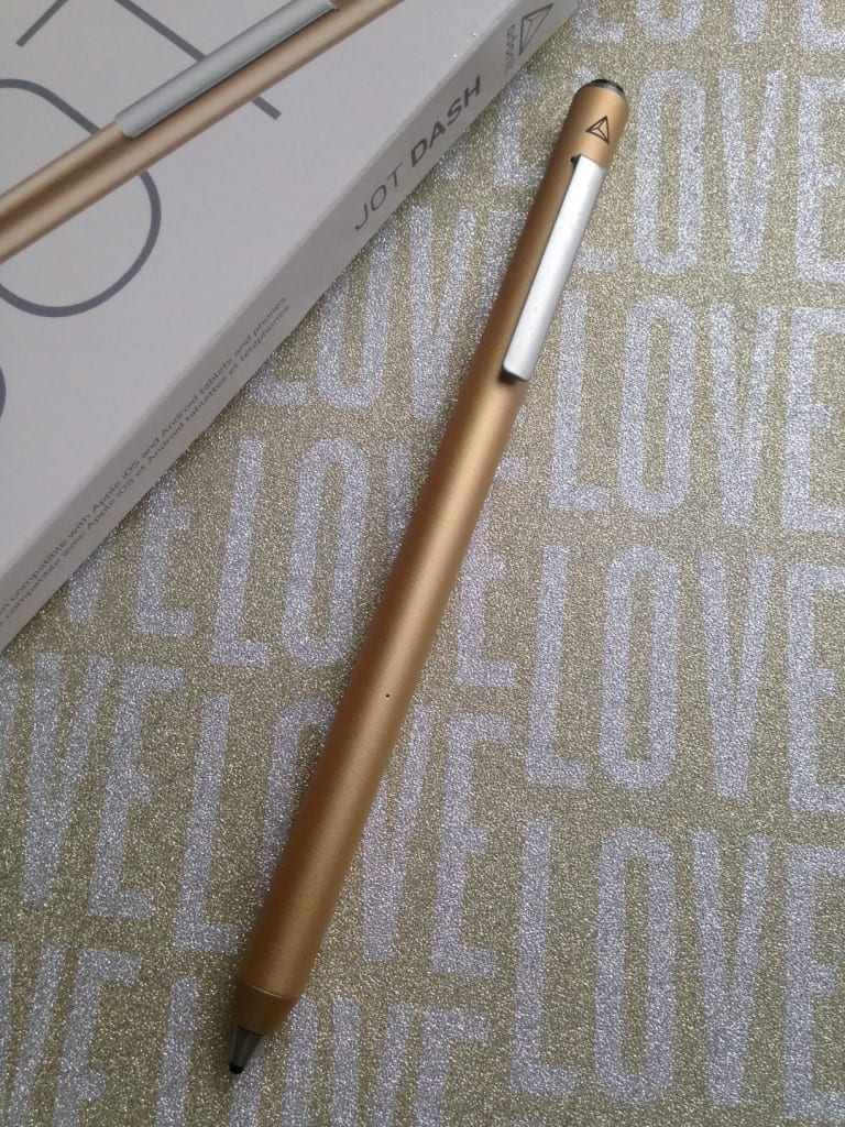 Jot Dash Rose Gold Stylus Review