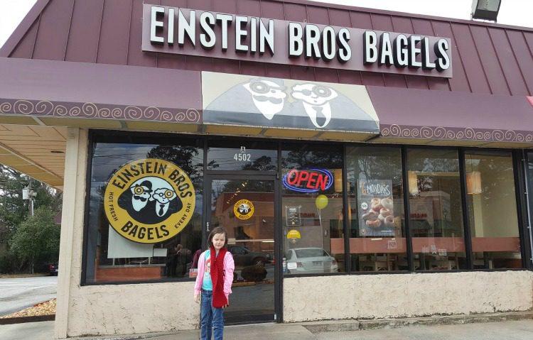 UnMondayMonday with Einstein Bros. Bagels®