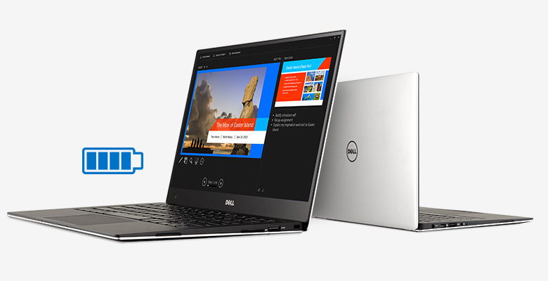 Dell XPS 13 Touchscreen Laptop with Infinity Edge Review