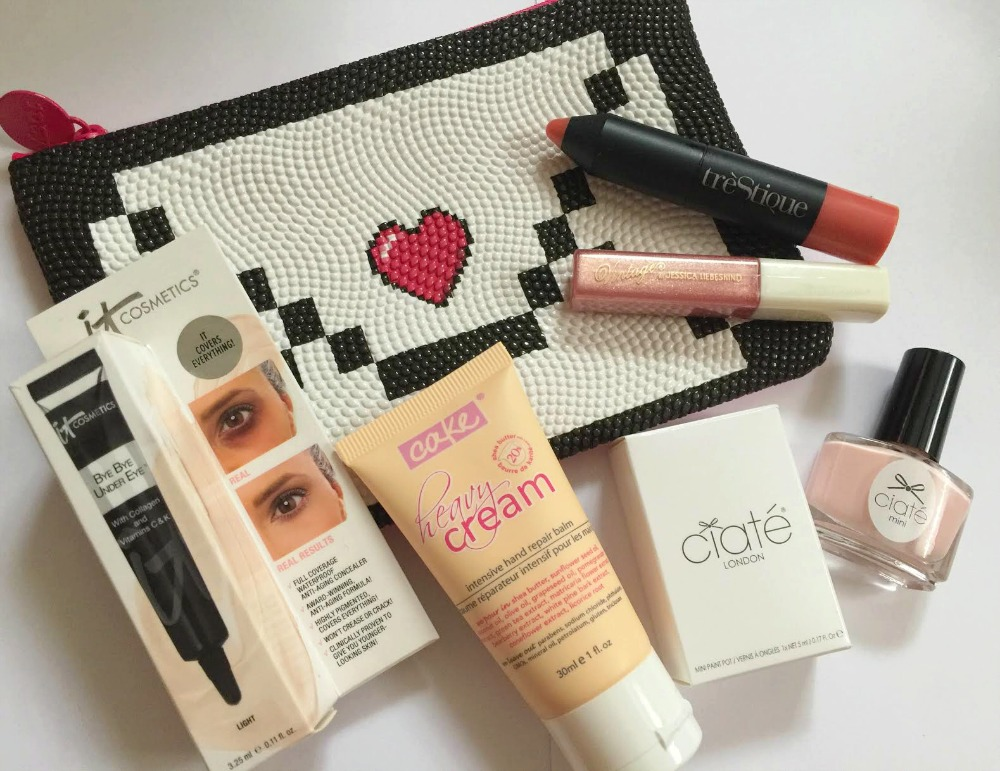 Ipsy Glam Bag Reveal Feburary 2016