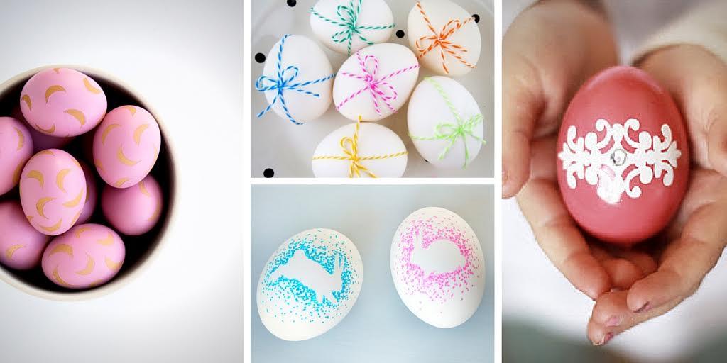 31 Creative Easter Egg Decoration Ideas