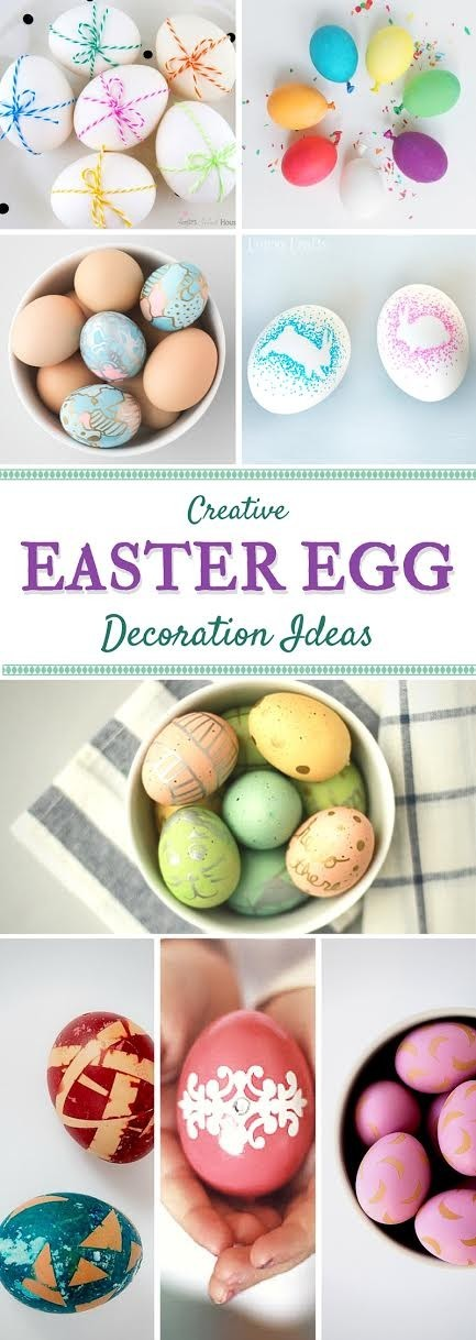 Easter Egg Decor Ideas 3