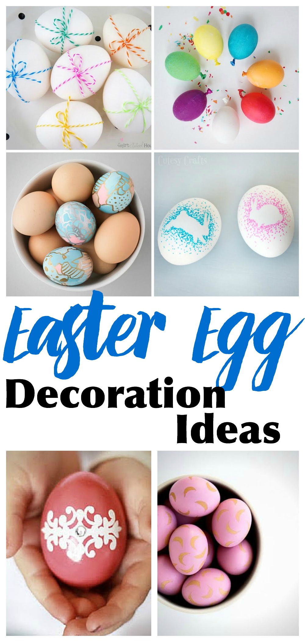 31 Creative Easter Egg Decoration Ideas