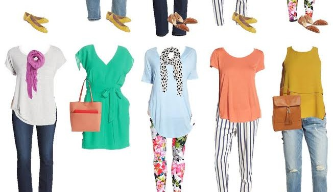 Fabulous Mix & Match Spring Styles from Nordstrom