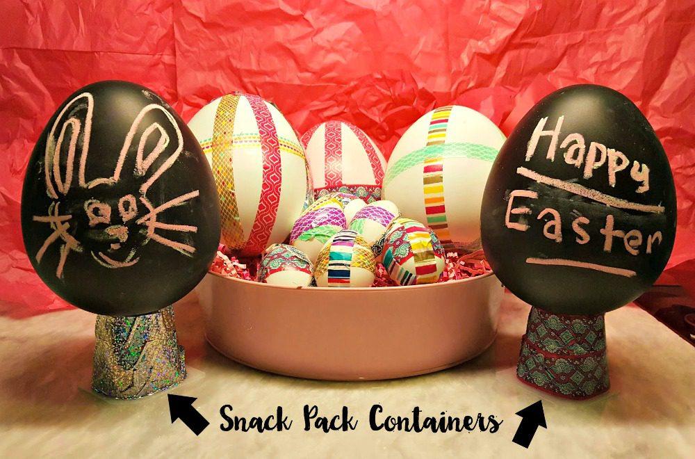 Hunts Snack Pack Washi Tape Easter Eggs 12