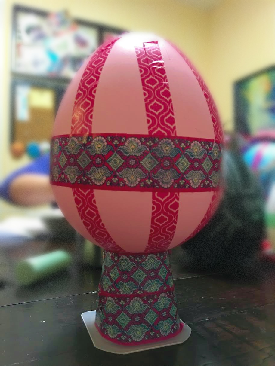 Hunts Snack Pack Washi Tape Easter Eggs 9