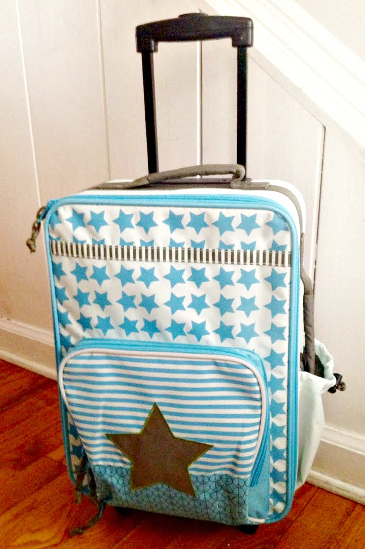 Lassig Trolley Suitcase for Kids Review 3