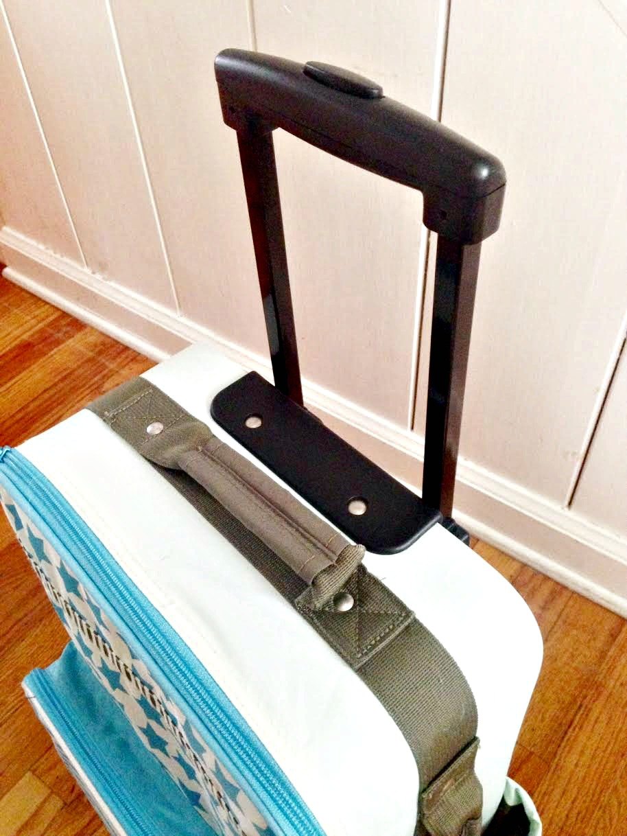 Lassig Trolley Suitcase for Kids Review 4