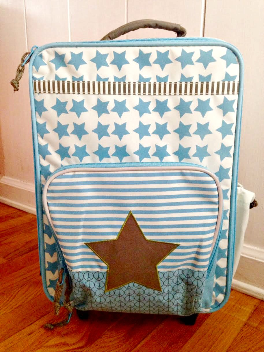 Lassig Trolley Suitcase for Kids Review 5