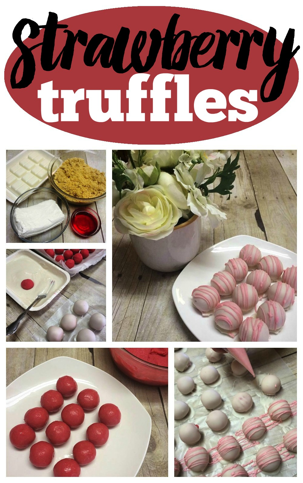 Strawberry Truffles Recipe