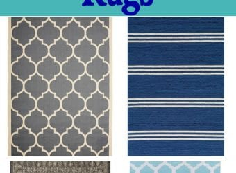 Stylish and Chic Outdoor Rugs