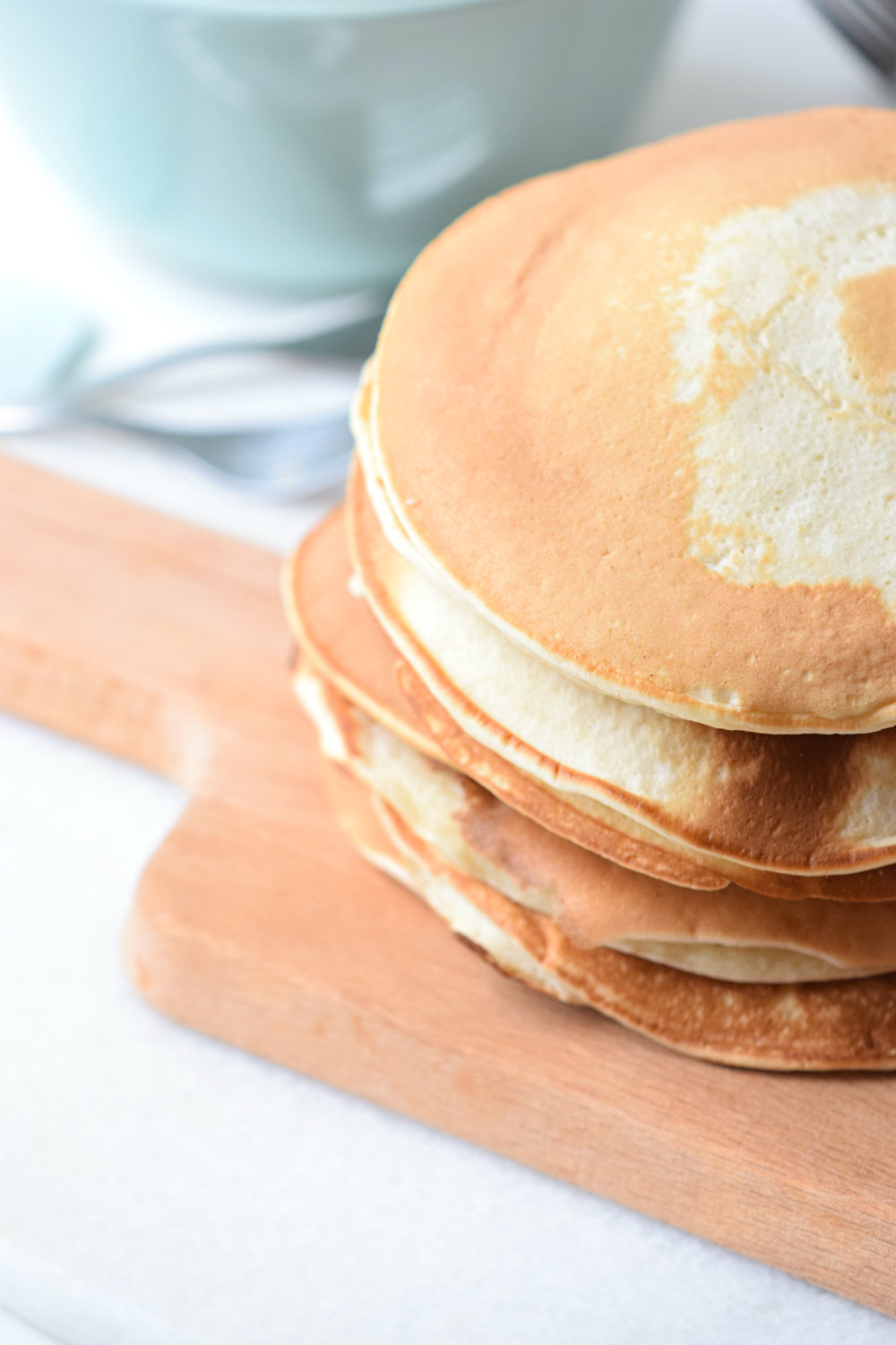 Buttermilk Pancakes with Vanilla 1