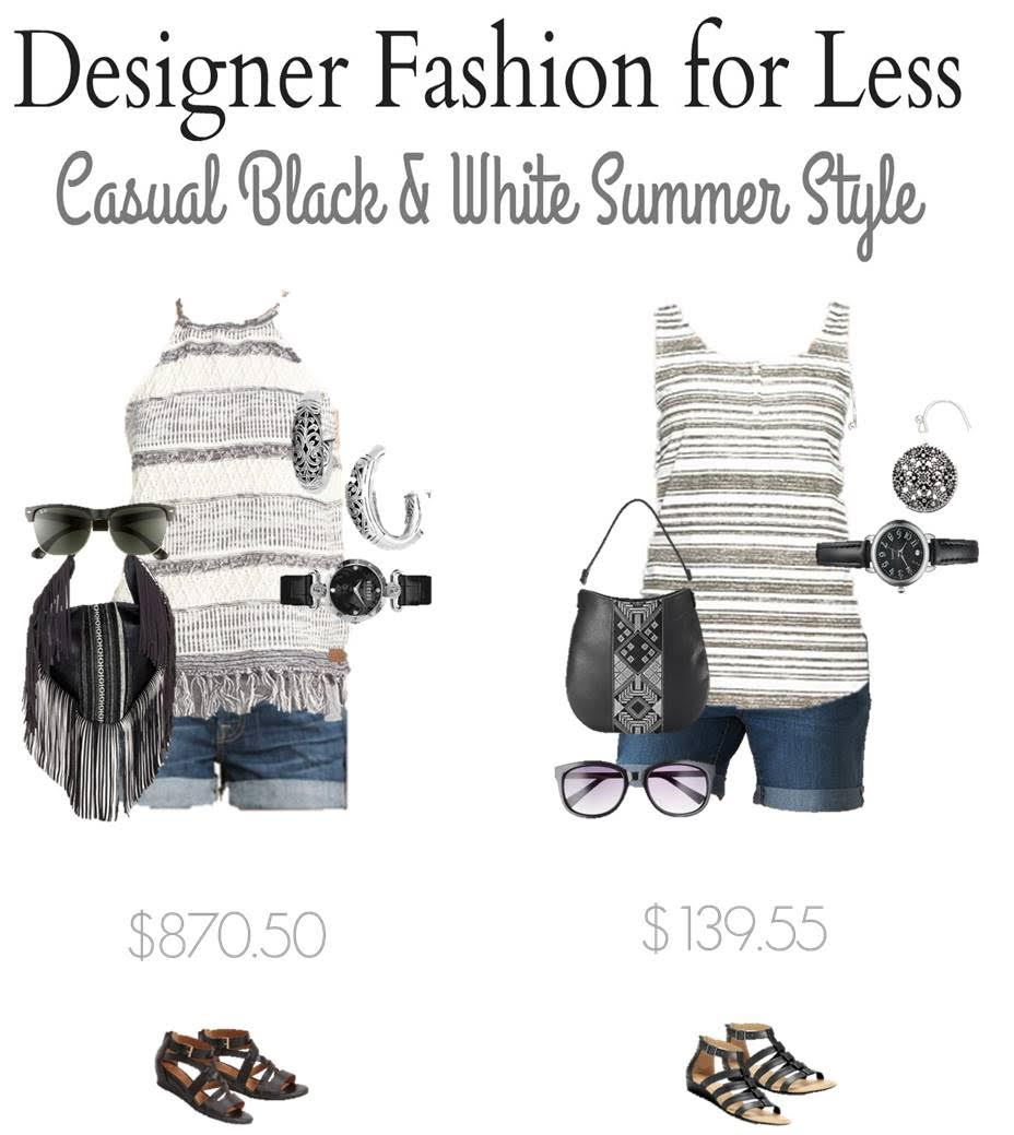 Designer Look & Designer Look for Less Boho Festival Summer Style