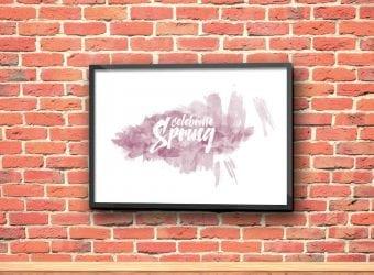Celebrate Spring Printable 2