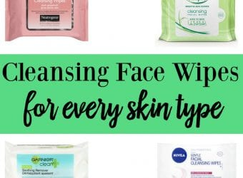 Cleansing Wipes for Every Skin Type