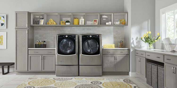 Earth Day Appliance Messaging 2016 LG Twin Wash and Sidekick 1