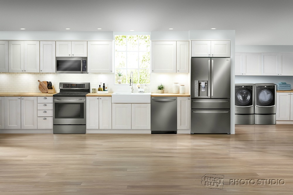 LG Twin Wash & Sidekick at Best Buy | Energy and water efficient appliances