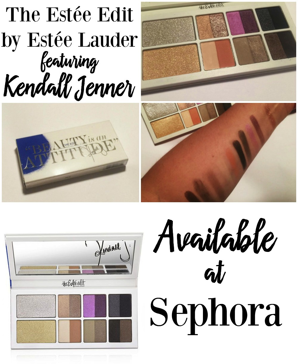 Estee Lauder Kendall Jenner Palette Review The Estee Edit