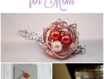 Handmade Crafts for Mom