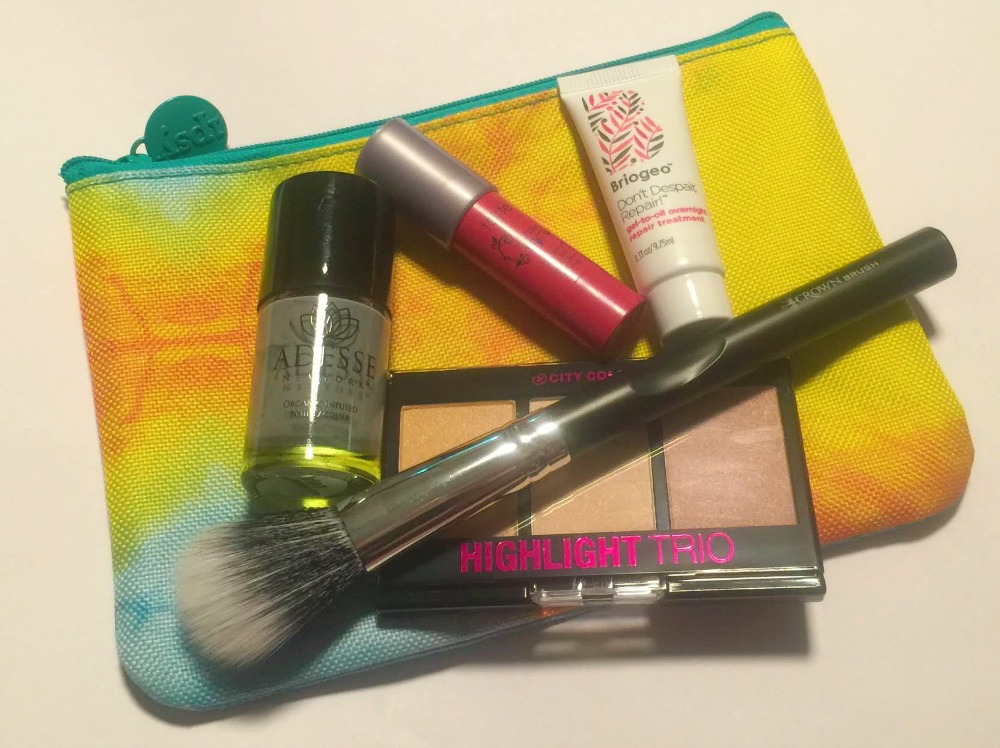 Ipsy Glam Bag Reveal April 2016
