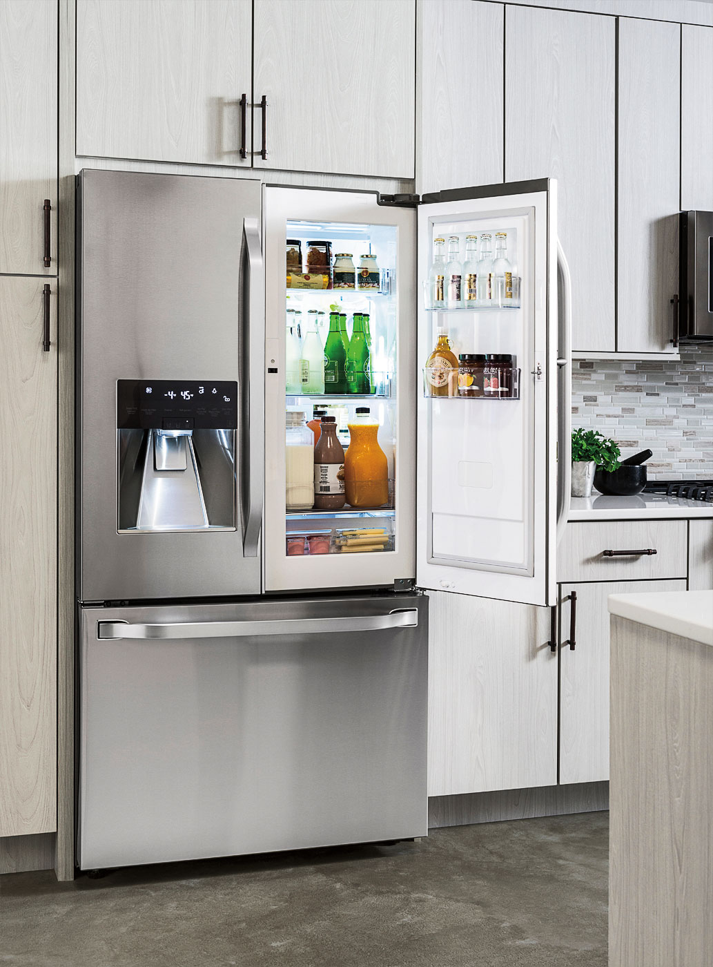 Uncategorized Best Time To Buy Kitchen Appliances lg studio line available at best buy energy certified refrigerators meet the buy