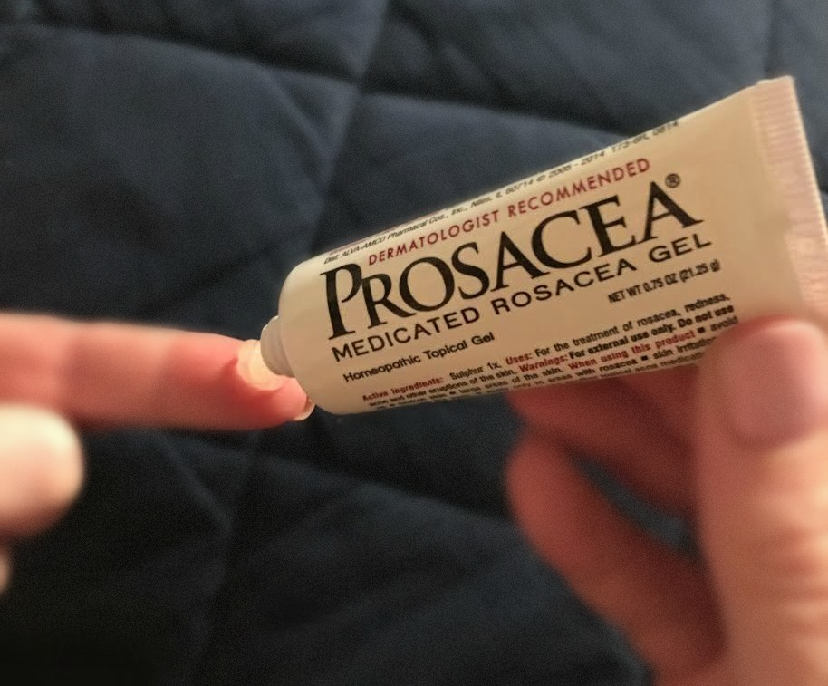 Prosacea Medicated Rosacea Gel: Heal Don't Conceal