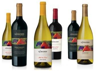 14 Hands Winery Wines