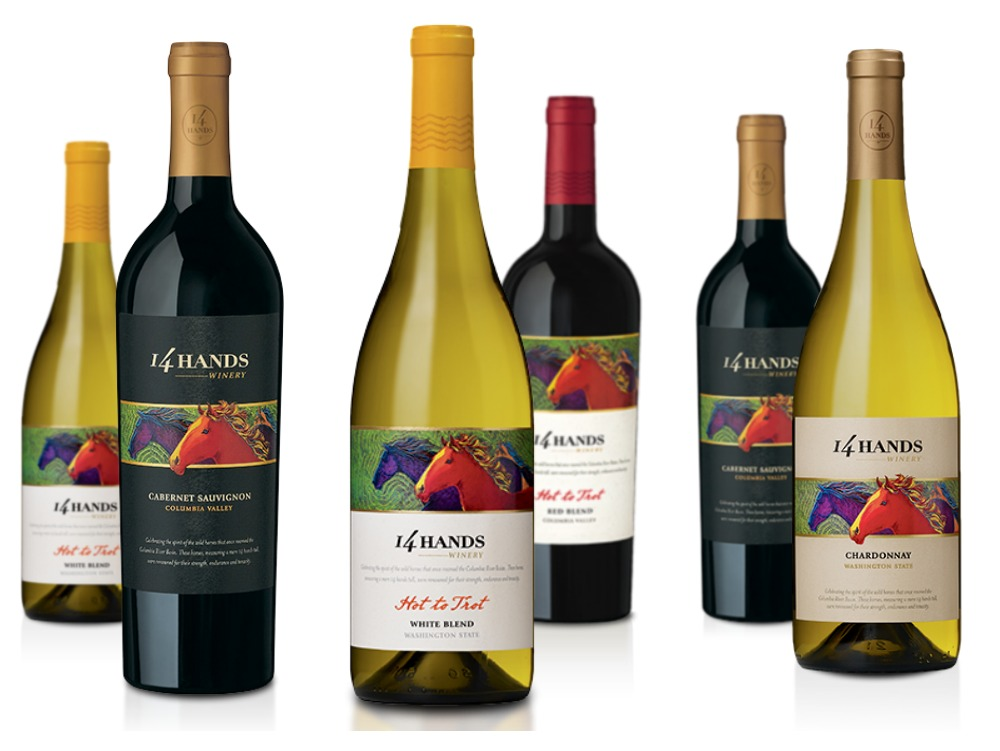14 Hands Winery Wines