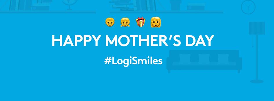 "Logitech Logitech ""Make Mom Smile"" for Mother's Day Giveaway"