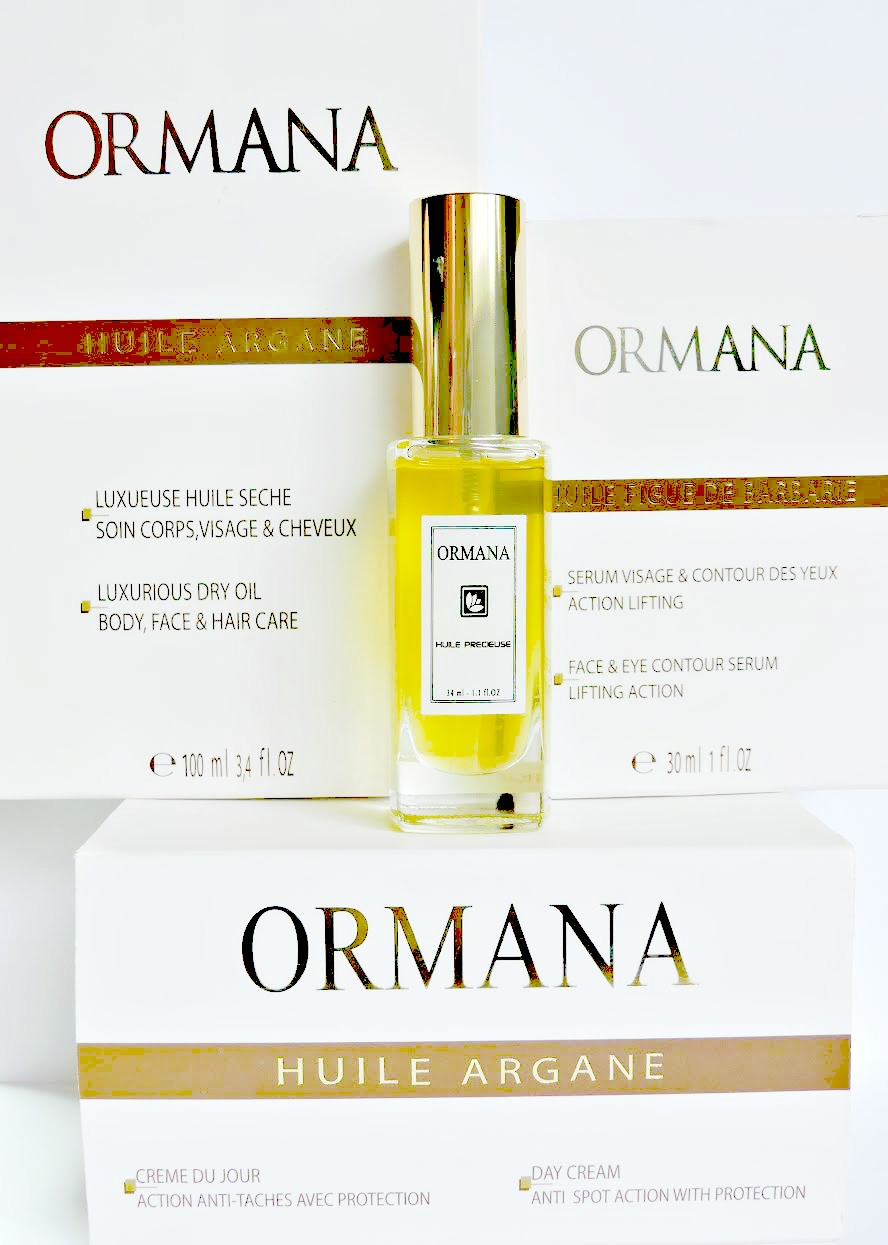 Ormana Skin Care Products Review