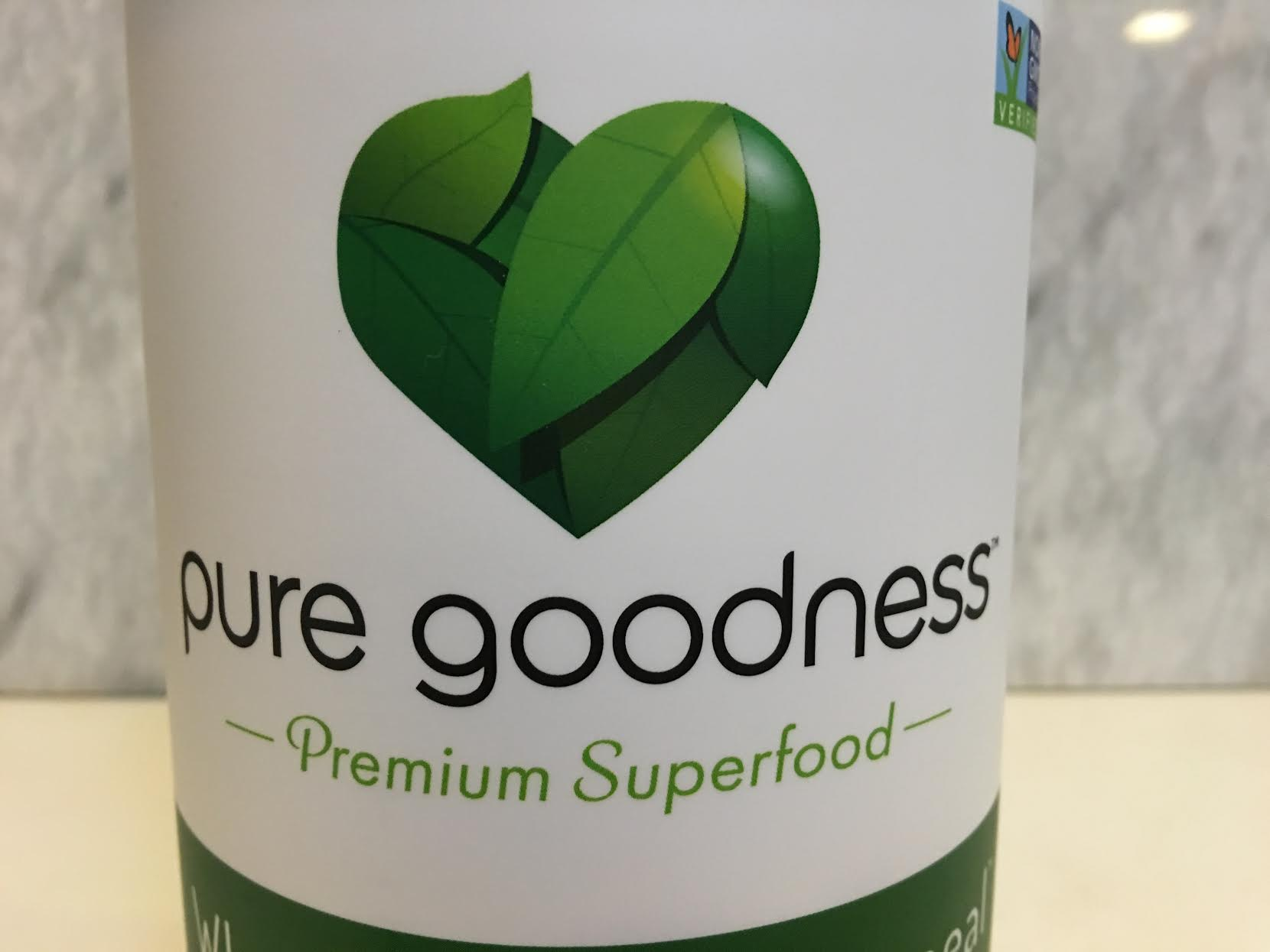 Pure Goodness Whole Food Supermeal ~ Perfect meal to fuel your day @puregoodness #supermeal