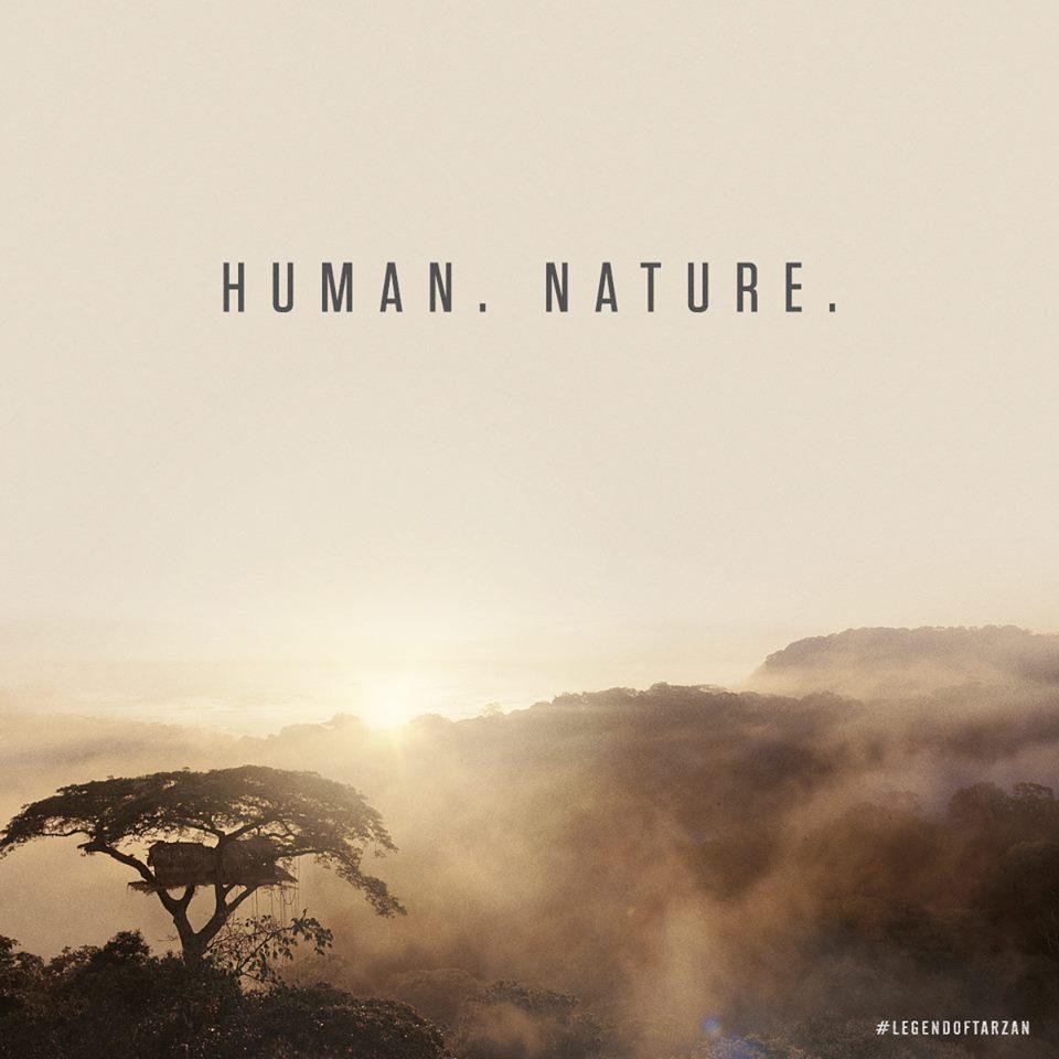 Human Nature Tarzan