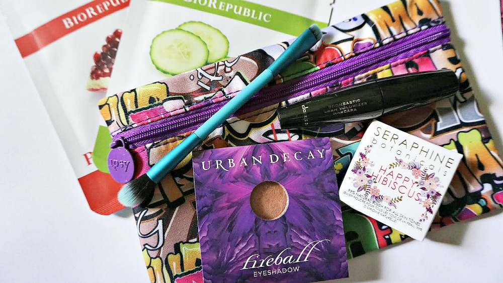 Makeup bag subscriptions