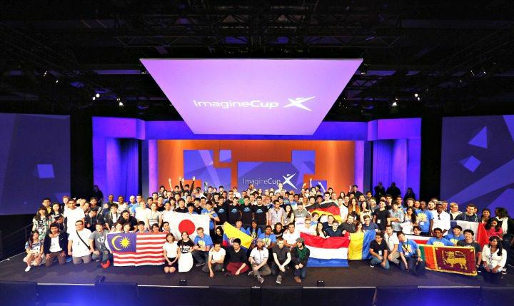 Microsoft Imagine Cup 1