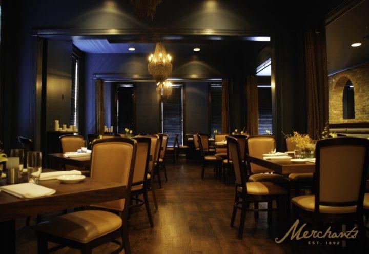 Dining Scene in Nashville Tennessee Merchants Restaurant