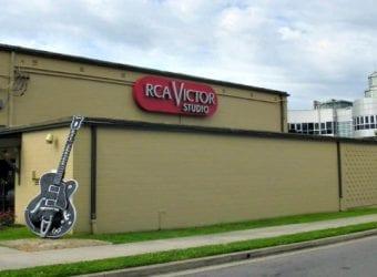 Nashville RCA Studio B 1