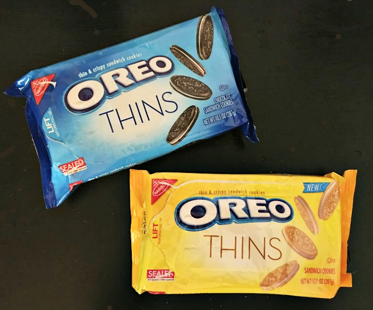OREO Thins make cookie time even better #oreothinsmultipack #oreothins