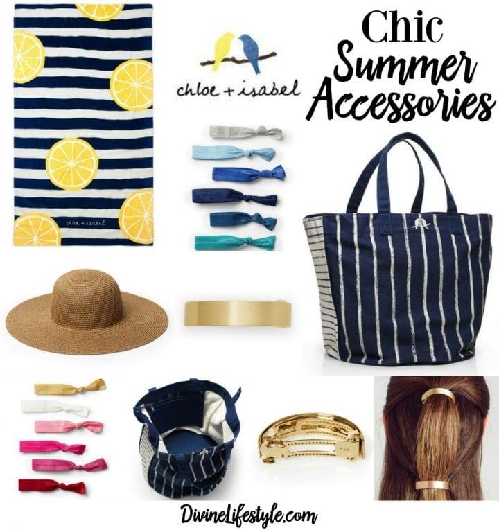Chloe Isabel Summer Accessories