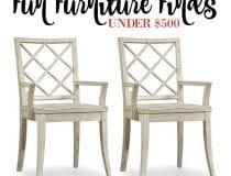 Fun Furniture Finds Under $500