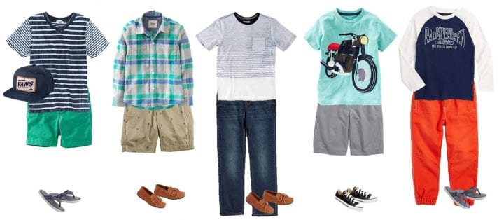 Kids' Summer Mix & Match Styles from Nordstrom Boys 2