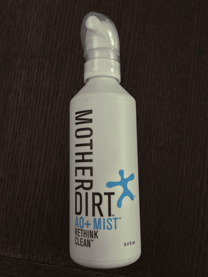 Mother Dirt Restores and Maintains Good Bacteria on your Skin AO+Mist