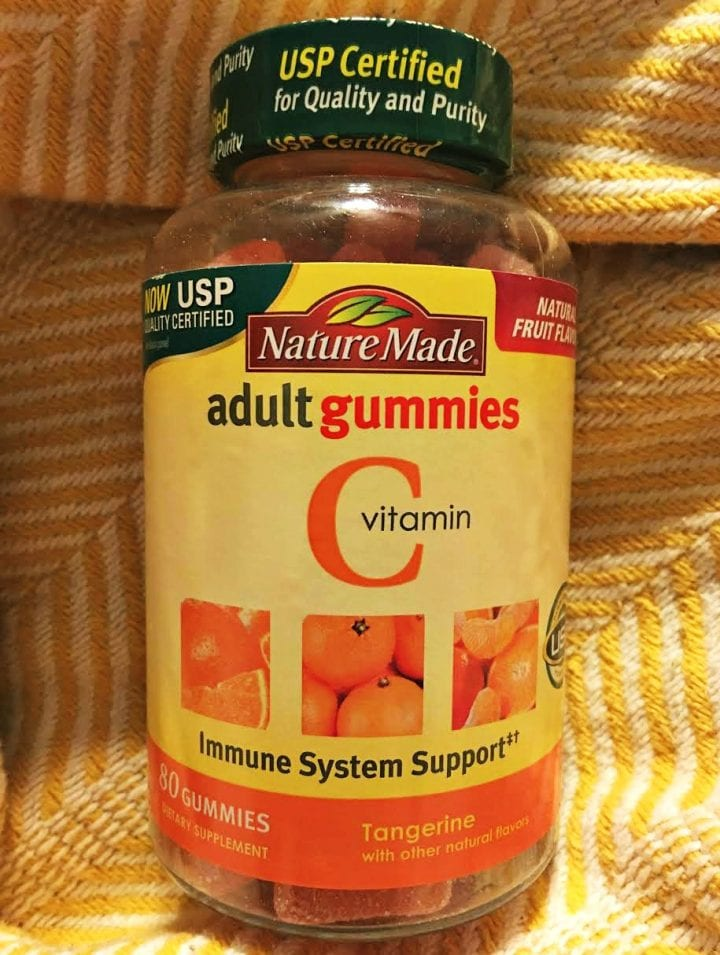 Nature Made Adult Gummies are USP Certified for Purity and Potency