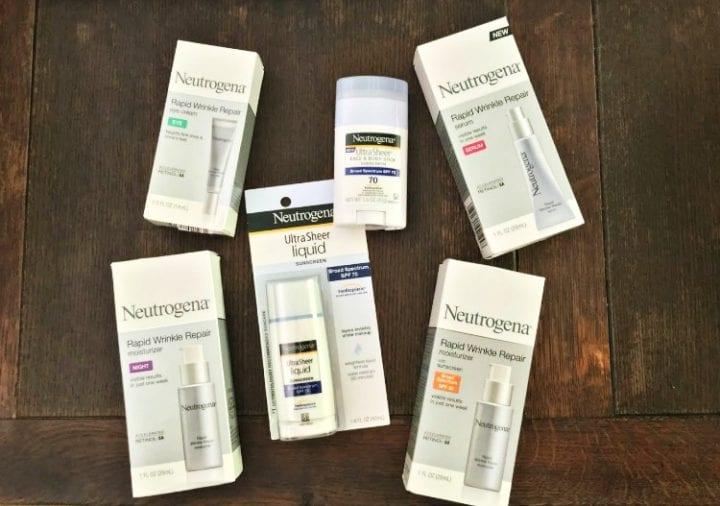 Neutrogena Rapid Wrinkle Repair 2