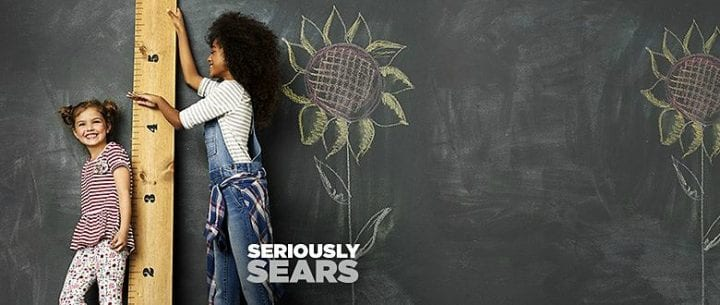 Get all of your back to school denim at Sears #SeriouslySears