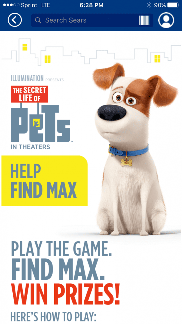Get all of your back to school denim at Sears #SeriouslySears Secret Life of Pets