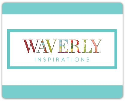 DIY Embroidery Hoop Gallery Wall #WaverlyInspirations #InAWaverlyWorld Waverly Inspirations