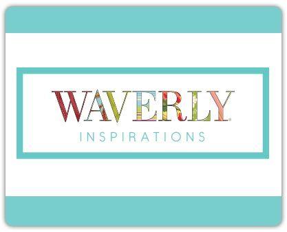 DIY Embroidery Hoop Gallery Wall #WaverlyInspirations #InAWaverlyWorld Waverly Inspirations