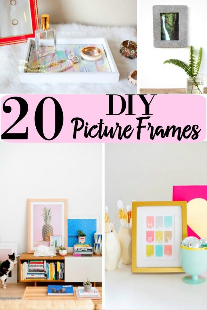 20-beautiful-diy-photo-frames